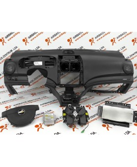 Kit de Airbags - Chevrolet Aveo 2002-2011