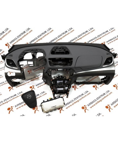 Kit Airbags - Opel Mokka 2012 -