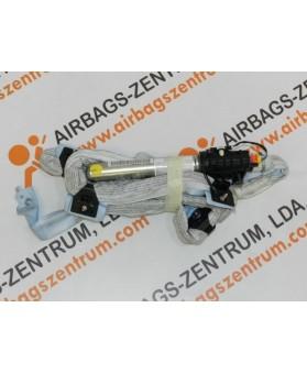 Airbag Cortina - Techo -...
