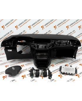 Airbags Kit - Citroen DS3...