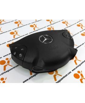 Airbag Conducteur - Mercedes Classe E (211) 2002 - 2010