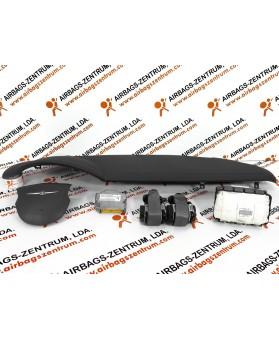 Kit de Airbags - Chrysler Sebring 2006 - 2010