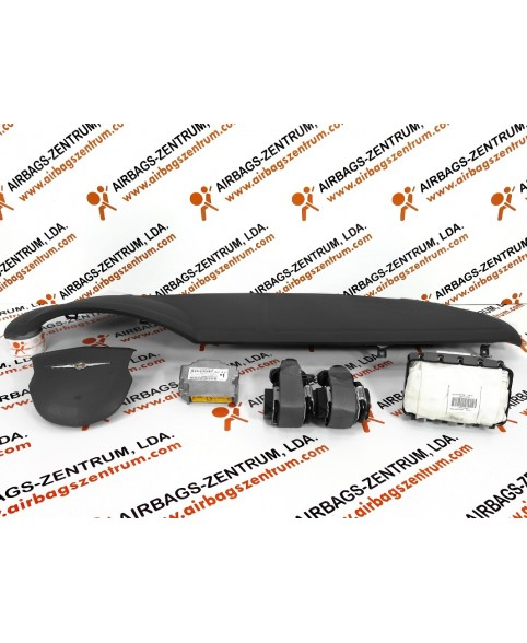 Kit Airbags - Chrysler Sebring 2006 - 2010