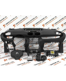 Kit Airbags - Citroen C3 Picasso 2009 -