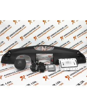 Airbags Kit - Citroen C4...