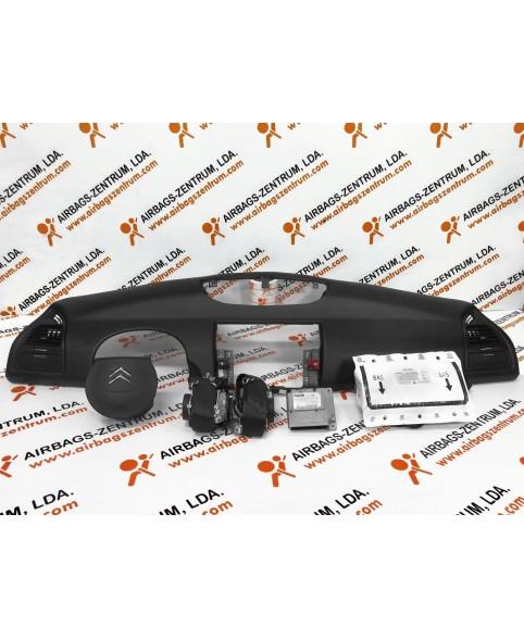 Kit Airbags - Citroen C4 2004 - 2010