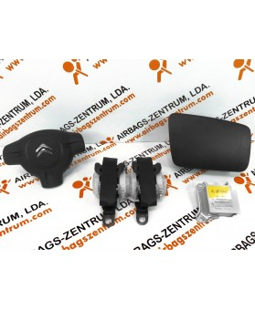 Kit de Airbags - Citroen C1...