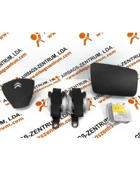 Kit Airbags - Citroen C1...