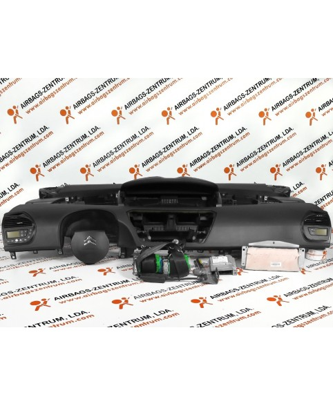 Kit Airbags - Citroen C4 Grand Picasso 2006 - 2013