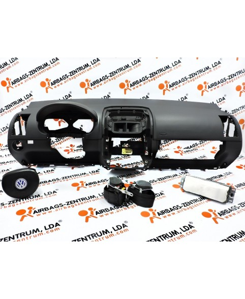 Kit Airbags - Volkswagen Polo 2002 - 2009