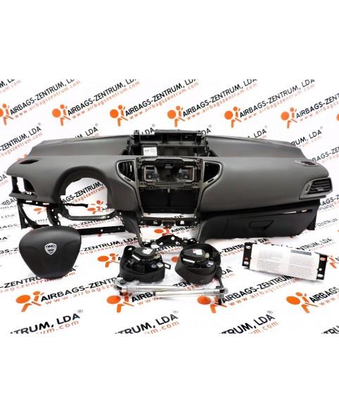 Kit de Airbags - Lancia Ypsilon 2011 -