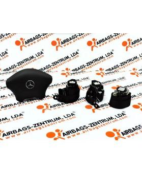 Kit de Airbags - Mercedes Sprinter (W906) 2006 -