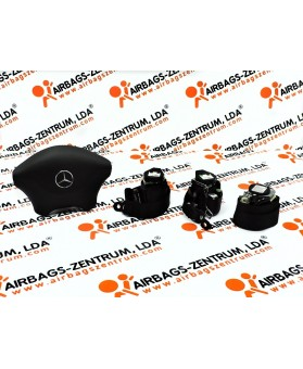 Kit de Airbags - Mercedes Sprinter (W906) 2006 -