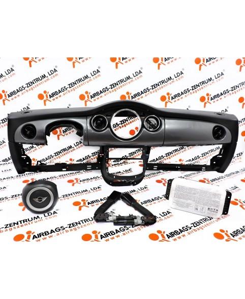 Kit de Airbags - Mini Cooper S 2004 - 2006