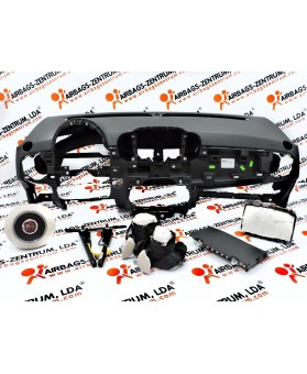 Airbags Kit - Fiat 500 2015 -