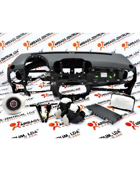 Kit de Airbags - Fiat 500 2015 -