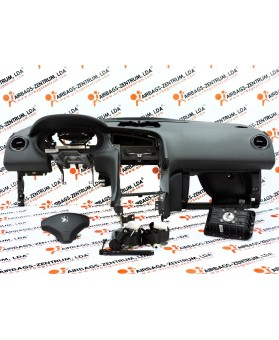 Airbags Kit - Peugeot 3008 2009 - 2016