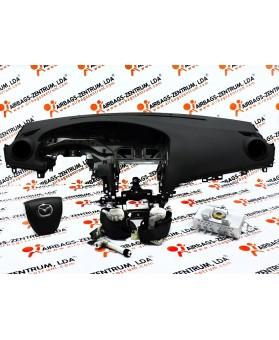 Kit Airbags - Mazda 3 2009 - 2013