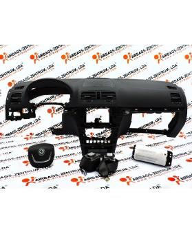 Airbags Kit - Skoda Yeti 2009 -