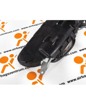 Seat airbags - Audi A3 2000 - 2007