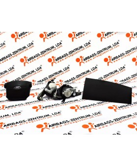 Kit Airbags - Ford Ranger 2006 - 2009