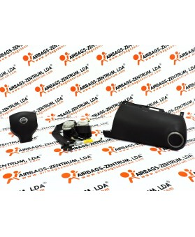 Kit de Airbags - Nissan Note 2006 - 2013
