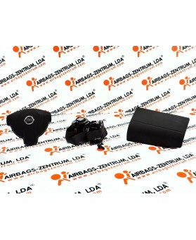 Kit de Airbags - Nissan NV200 2010 -