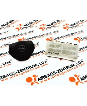 Airbags Kit - Opel Astra H...