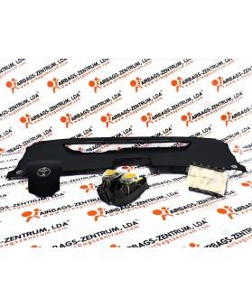 Kit de Airbags - Toyota Prius 2003 - 2009