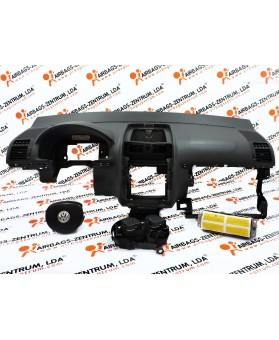 Kit de Airbags - Volkswagen Touran 2003 - 2005