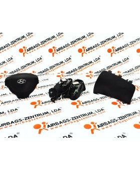 Kit de Airbags - Hyundai i10 2007 - 2014