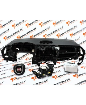 Airbags Kit - Fiat 500L 2012 -