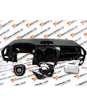 Kit de Airbags - Fiat 500L...