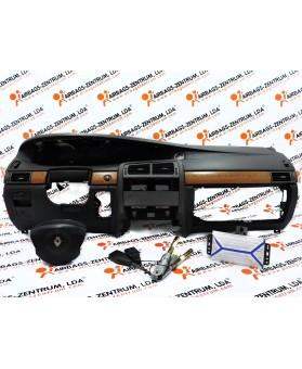 Kit Airbags - Renault Velsatis 2002 - 2009