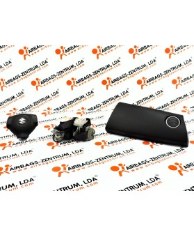 Kit de Airbags - Suzuki Swift 2004 - 2010