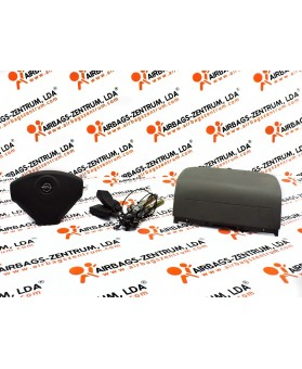 Airbags Kit - Opel Vivaro...