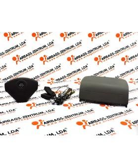 Kit Airbags - Opel Vivaro...
