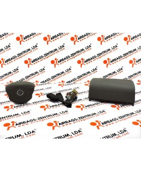 Kit Airbags - Nissan...