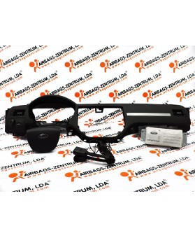 Kit Airbags - Ford C-Max 2004 - 2010
