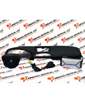 Kit Airbags - Renault Laguna II 2005 - 2007