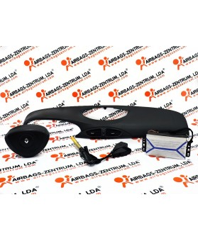 Kit Airbags - Renault Laguna II 2001 - 2005