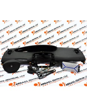 Kit Airbags - Renault Scenic II 2003 - 2009
