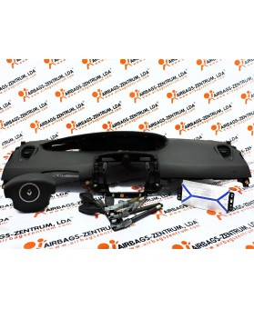 Kit Airbags - Renault Scenic II 2007 - 2009