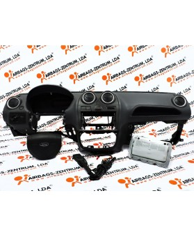 Kit Airbags - Ford Fiesta 2005 - 2008