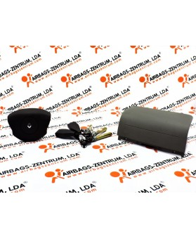 Kit de Airbags - Renault Trafic 2010 - 2014