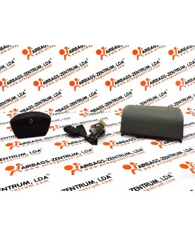 Kit de Airbags - Renault Trafic 1998 - 2014