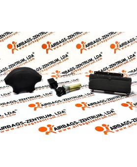 Kit de Airbags - Renault Scenic I 1996 - 2002