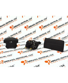 Kit Airbags - Nissan Terrano 2000 - 2006