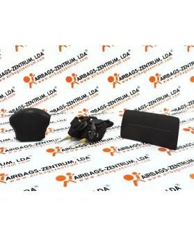 Kit Airbags - Nissan Terrano 1996 - 2000