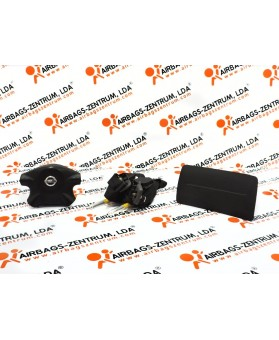 Kit Airbags - Nissan Terrano 2003 - 2006